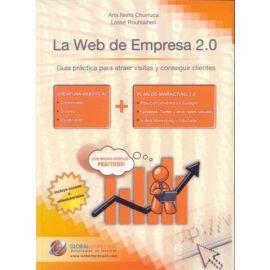 Web de Empresa 2.0. Guía Práctica para Atraer Visitas y Conseguir Clientes.