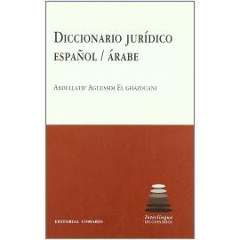 Diccionario Jurídico Español - Arabe.