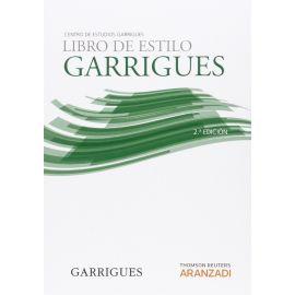 Libro de Estilo Garrigues