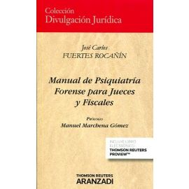 Manual de Psiquiatría Forense para Jueces y Fiscales