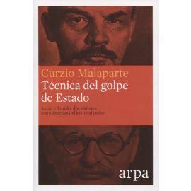 Técnica de golpe de Estado. Lenin y Trotski, dos visiones contrapuestas del asalto al pode