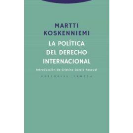 Política del derecho internacional