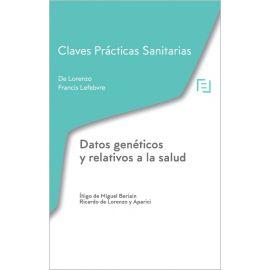 Datos genéticos y relativos a la salud