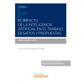 Impacto de la inteligencia artificial en el trabajo: desafíos y propuestas
