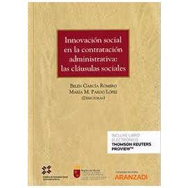 Innovación Social en la Contratación Administrativa: Las Claúsulas Sociales