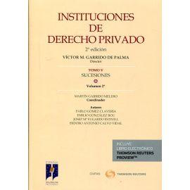 Instituciones de Derecho Privado. 05/02 Sucesiones