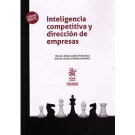 Inteligencia Competitiva y Dirección de Empresas