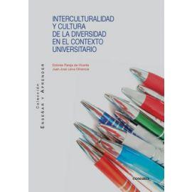 Interculturalidad y Cultura de la Diversidad en el Contexto Universitario