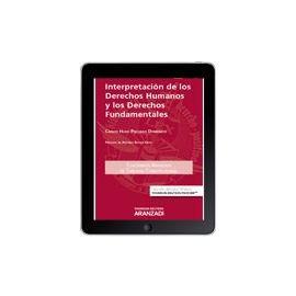 E-book Interpretación de los Derechos Humanos y los Derechos Fundamentales