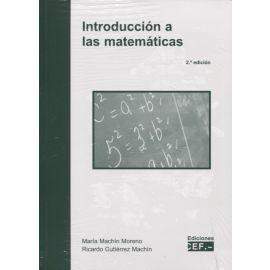Introducción a las Matemáticas 2018