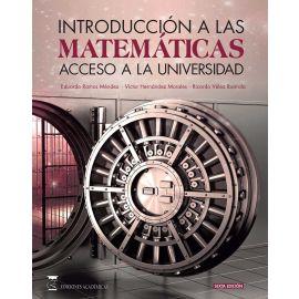 Introducción a las Matemáticas. Acceso a la Universidad