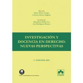Investigación y docencia en derecho: nuevas perspectivas.