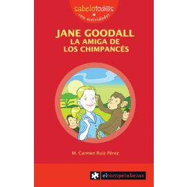 Jane Goodall, la amiga de los chimpancés