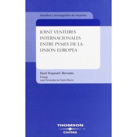 Joint Ventures Internacionales entre Pymes de la Unión Europea