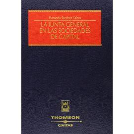 Junta General en las Sociedades de Capital