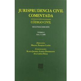 Jurisprudencia Civil Comentada. Código Civil, 3 Vols 2009
