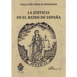 Justicia en el reino de España