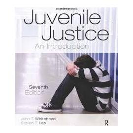 Juvenile Justice. An Introducción.