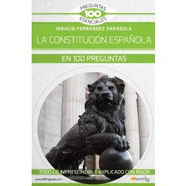 Constitución española en 100 preguntas