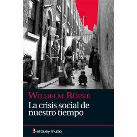 Crisis Social de Nuestro Tiempo