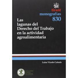 Lagunas del Derecho del Trabajo en la Actividad Agroalimentaria
