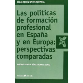 Políticas de formación profesional en España y en Europa: perspectivas comparadas