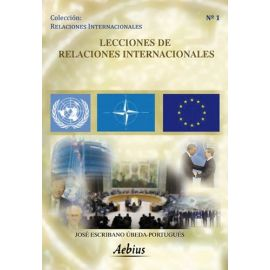 Lecciones de Relaciones Internacionales.