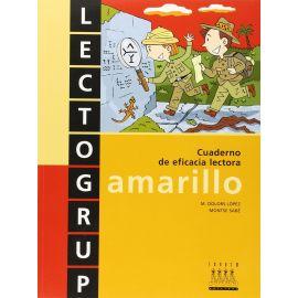 Lectogrup Amarillo. Cuaderno de Eficacia Lectora