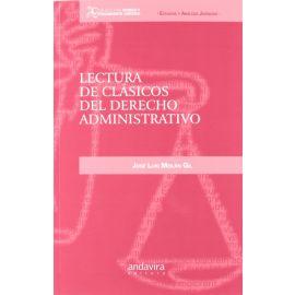 Lectura de Clásicos del Derecho Administrativo