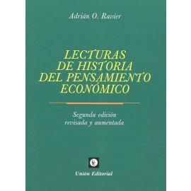 Lecturas de Historia del Pensamiento Económico 2018