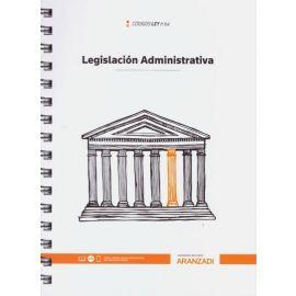 Legislación Administrativa 2021 (LEYITBE)