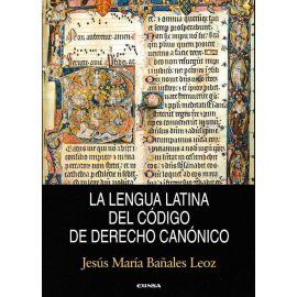 Lengua latina del código de Derecho canónico
