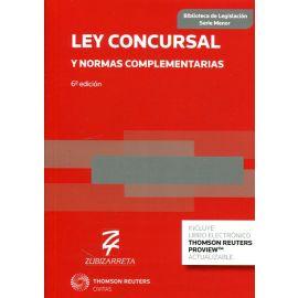 Ley Concursal y Normas Complementarias 2017 (CIVITAS)