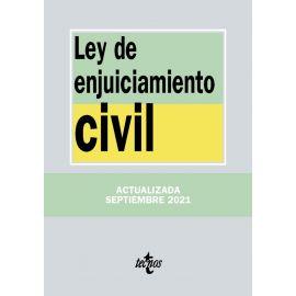 Ley de Enjuiciamiento Civil 2021. Tecnos
