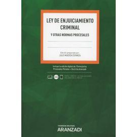 Ley de Enjuiciamiento Criminal y otras normas procesales 2021