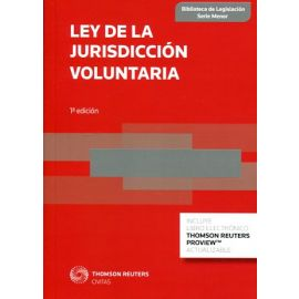 Ley de la Jurisdicción Voluntaria 2015