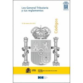 Ley General Tributaria y sus Reglamentos 2019