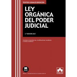 Ley Orgánica del Poder Judicial 2021