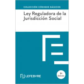 Ley Reguladora de la Jurisdicción Social 2021
