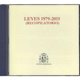 Leyes 1979-2015 (Recopilatorio) DVD