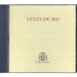 Leyes de 2015 DVD