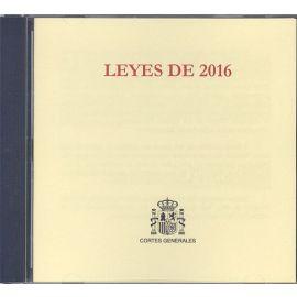 Leyes de 2016