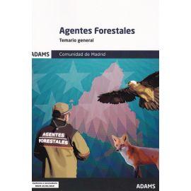 Temario General Agentes Forestales. Comunidad de Madrid