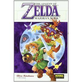 Legend of Zelda 3. Mejora'sn Mask