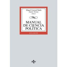 Manual de Ciencia Política 2021