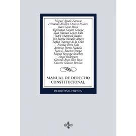 Manual de Derecho Constitucional 2021