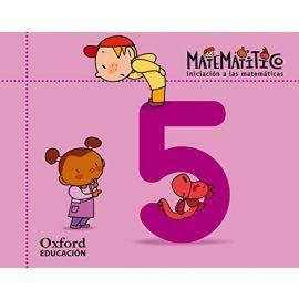 Matematítico 5 años. PK-CE Nº 5