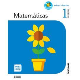 Matemáticas 1ª Primaria- Saber Hacer Contigo