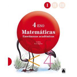 Matemáticas 4º ESO - Enseñanzas académicas