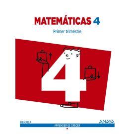 Matemáticas 4º Educación Primaria Canarias Catalunya, Madrid, Comunidad Valenciana